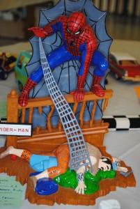 Batman Diorama