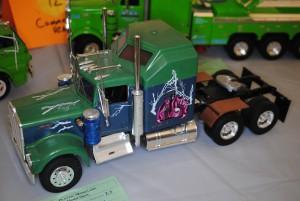 Kenworth Tractor