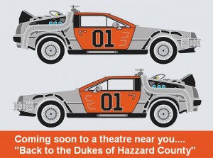 Humor-Back-To-Future--Dukes-Of-Hazard-c