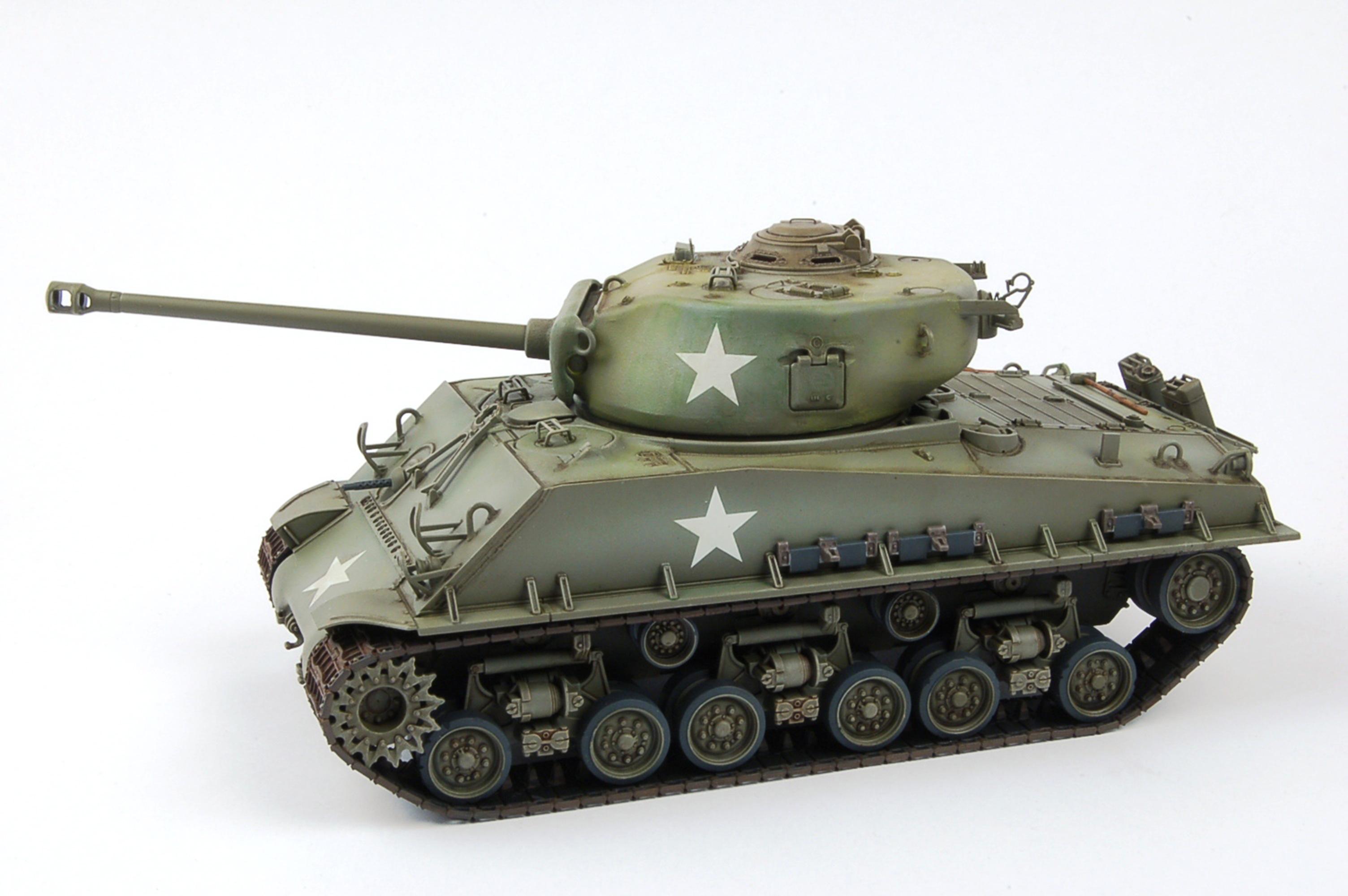 M4a3e8 Sherman Armor Reviews Ipms Seattle
