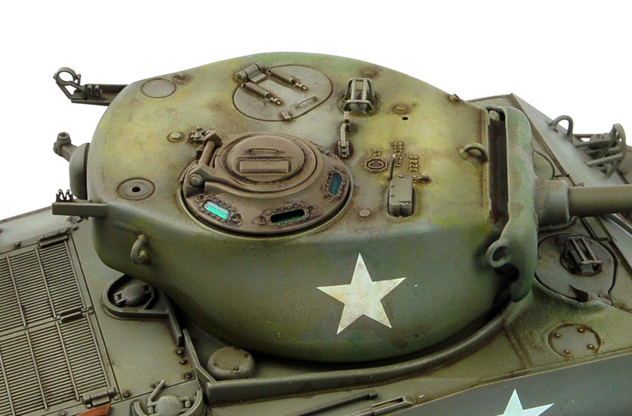 m4a3e8 sherman - armor - reviews