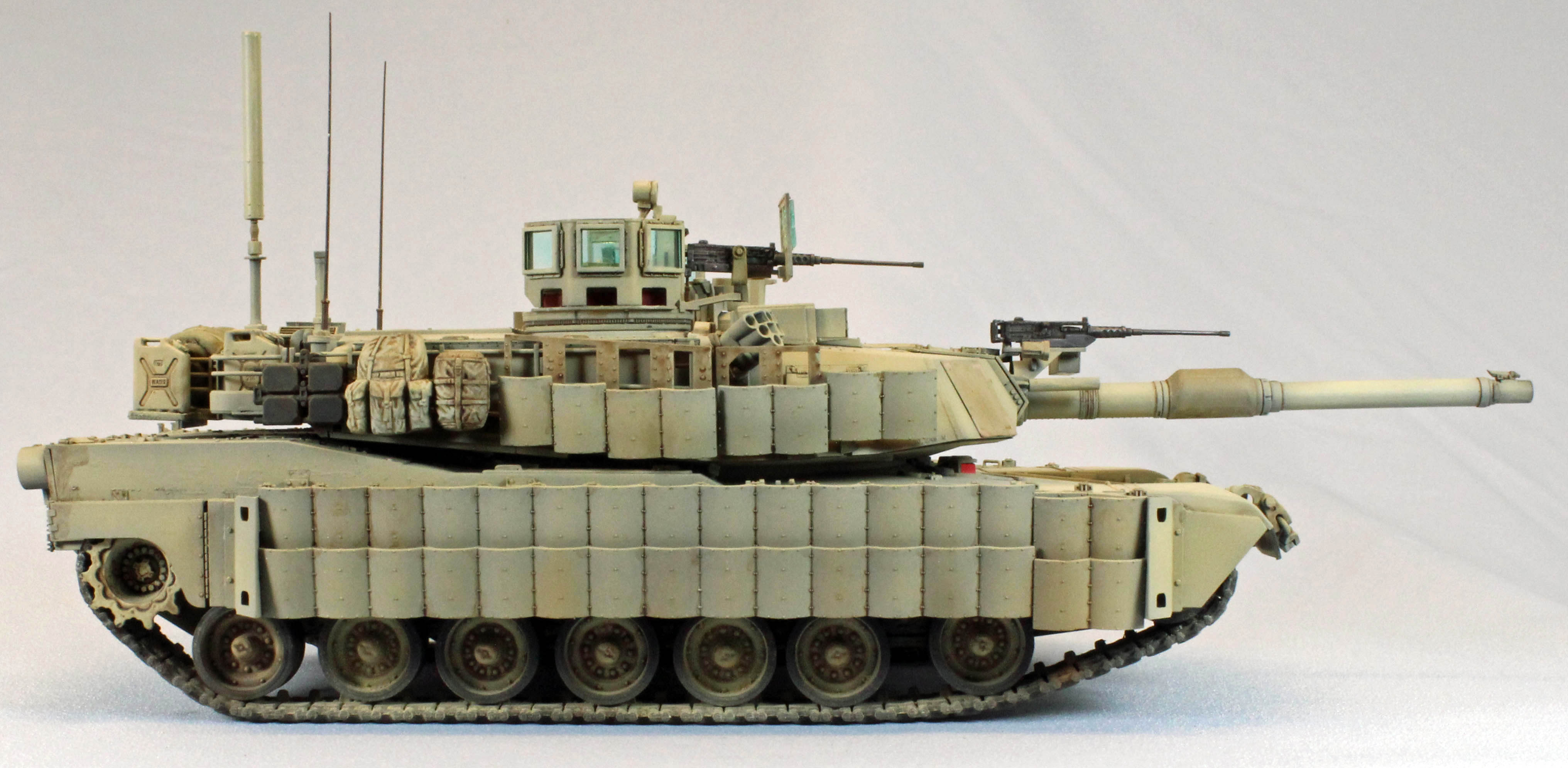 M1 Abrams Block III - a promising tank that did not see the light